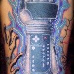 tatouage-power-glove